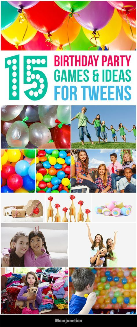 21 fun filled tween birthday party ideas and games 16th birthday