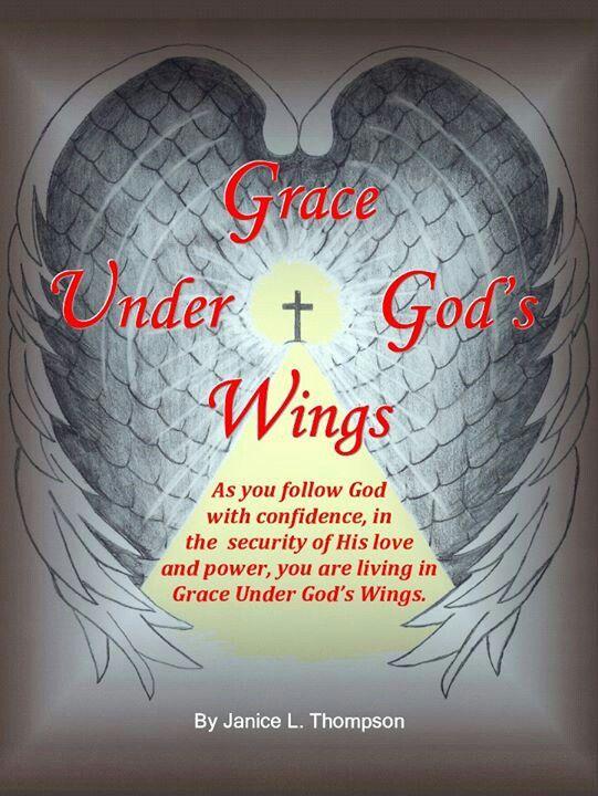 Under God's wings..