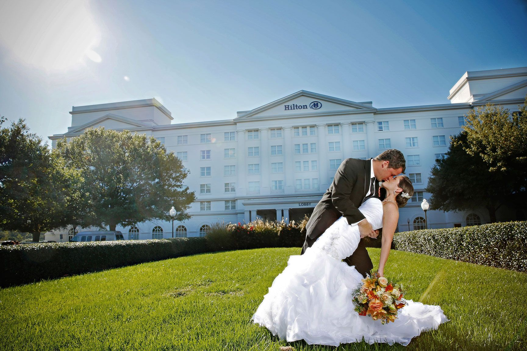 Hilton Marietta Hotel And Conference Center Offers 3 Distinct