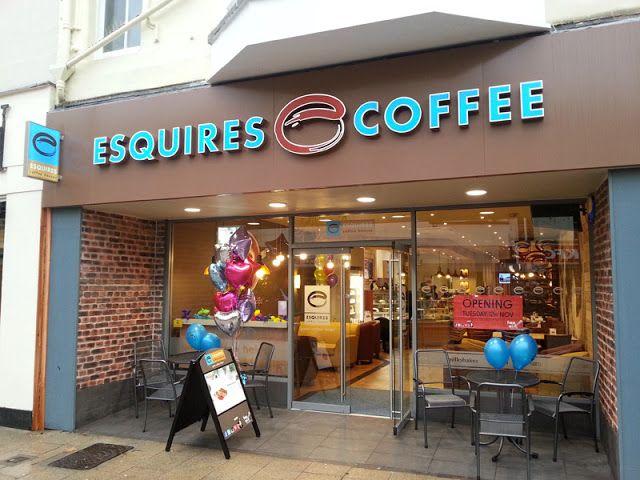 Contoh Gambar Desain Interior dan Exterior Coffee Shop ...