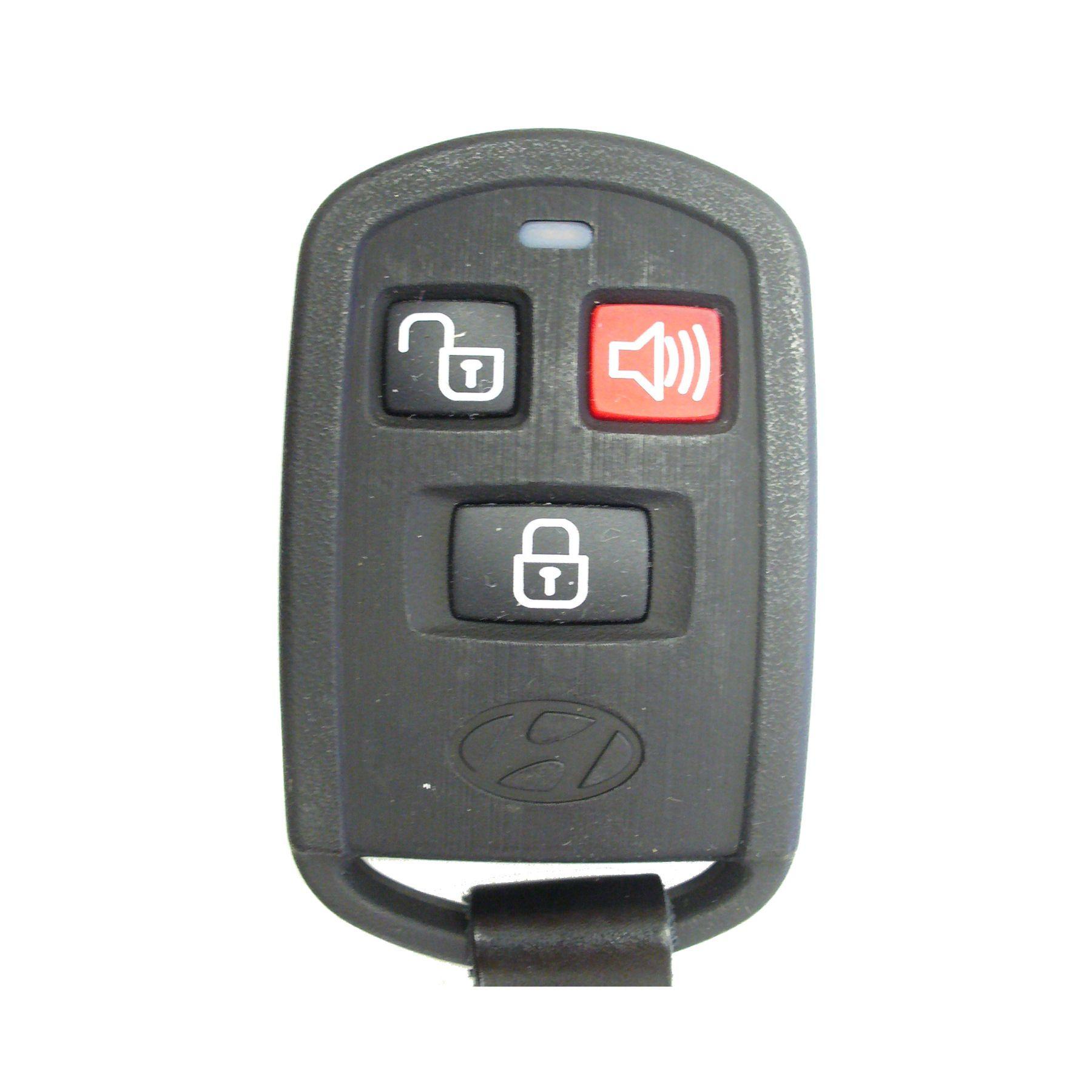 New 3 Button Hyundai Santa Fe Key Fob Remote 3 Button Key Fob Remote For Make Hyundai Santa Fe Year Hyunsantafe 2003 2004 200 Hyundai Hyundai Santa Fe Key