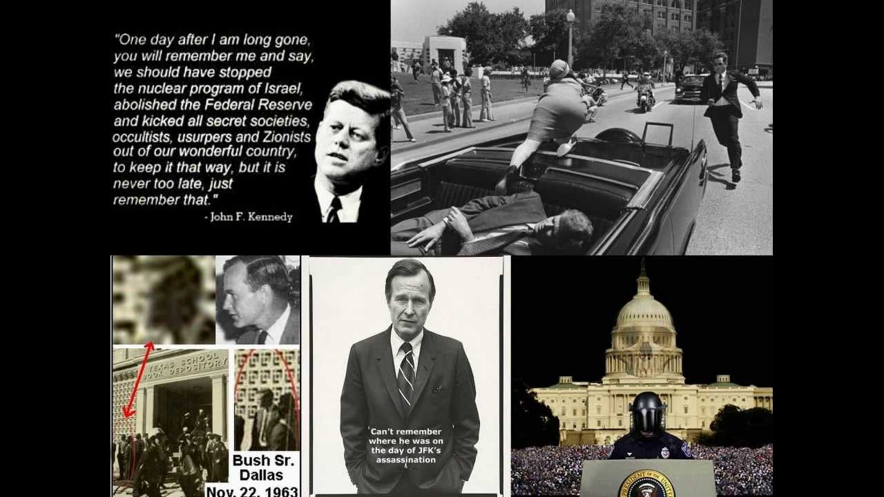 George H. W. Bush & the JFK Assassination, 1/6