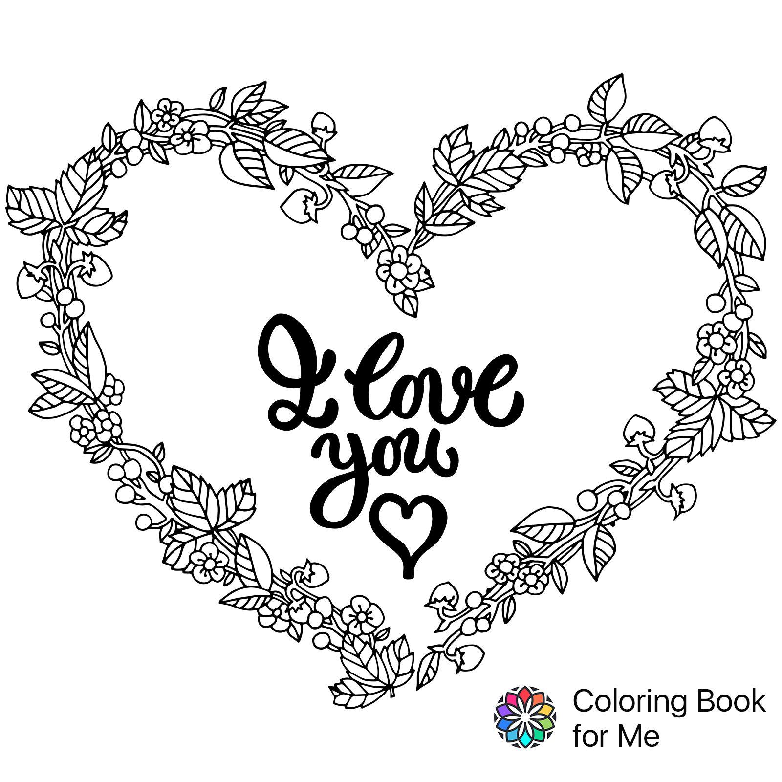 Coloreado con: Libro de colorear para mí   Libro de colorear ...