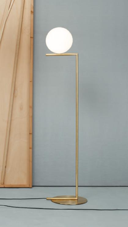 Flos ic lights 200 f1 floor lamp