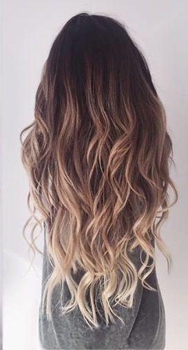 Mod 232 Les De Balayage Ombr 233 En 2019 Coloration Cheveux