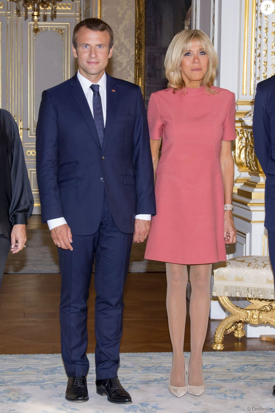 Epingle Sur La Mode A La Brigitte Macron