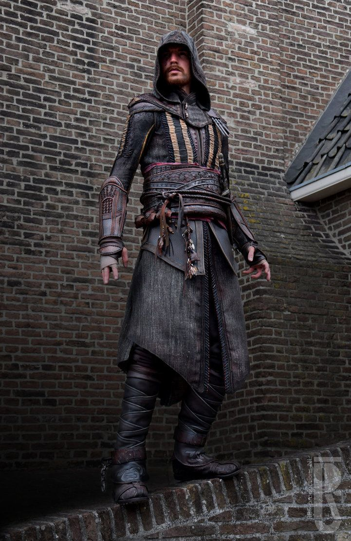 Assassin S Creed Movie Aguilar Cosplay Finished By Rbf