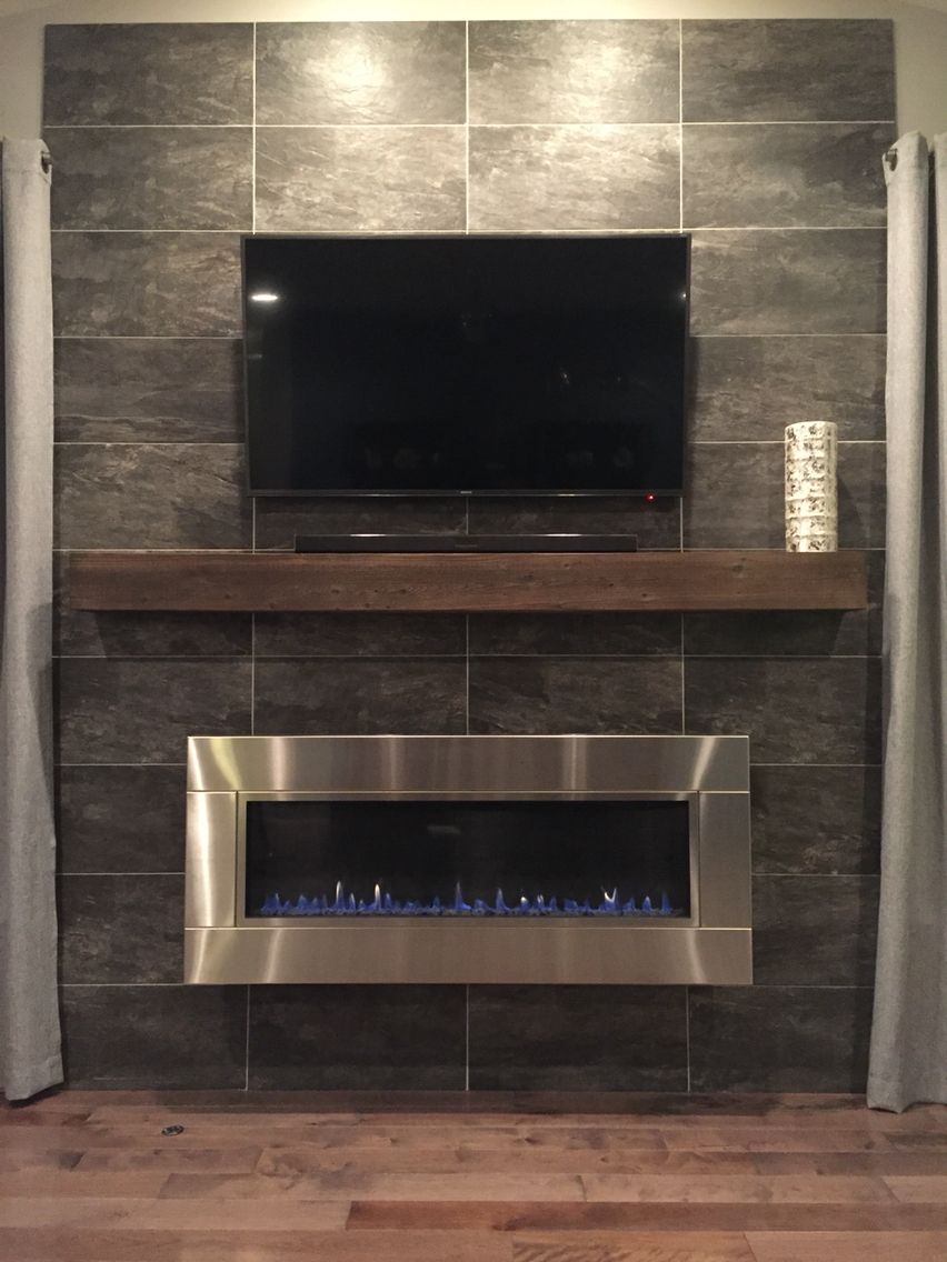 Solas Forty6 Direct Vent Gas Fireplace In 2019 Gas Fireplace Fireplace Wall Direct
