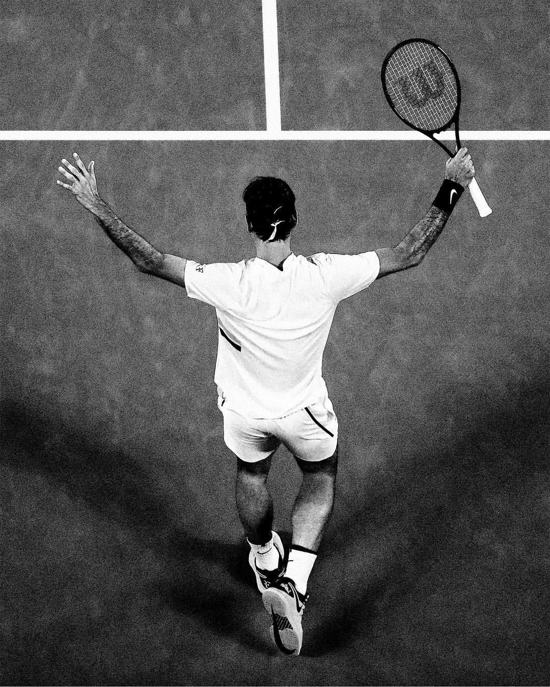 Pin by Lenore Adkins on My favorite tennis players | Roger