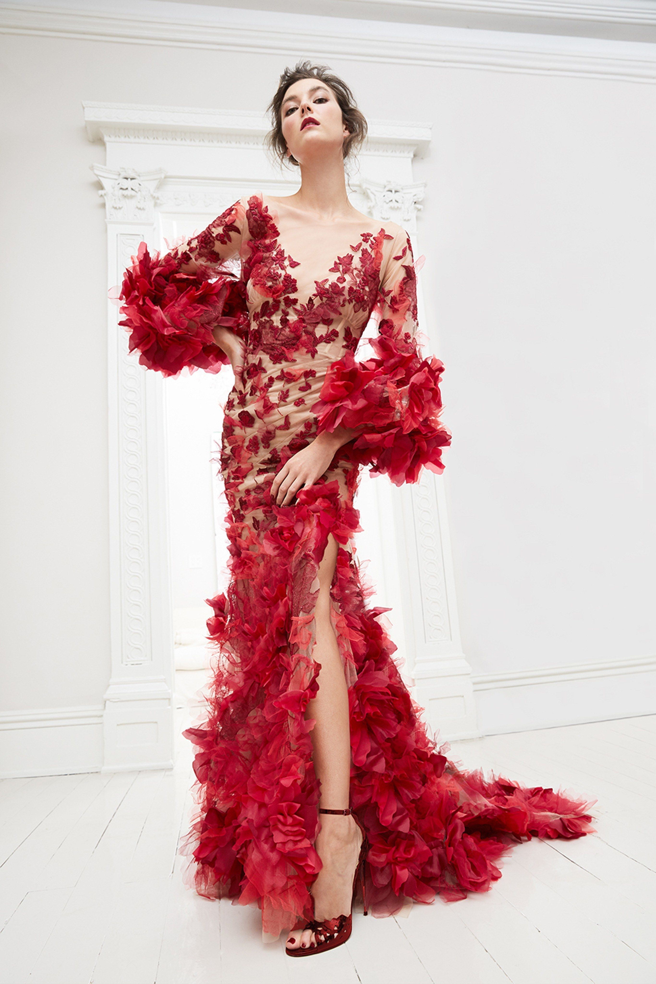 Styling tips #Marchesa #couture Marchesa couture, Marchesa ready