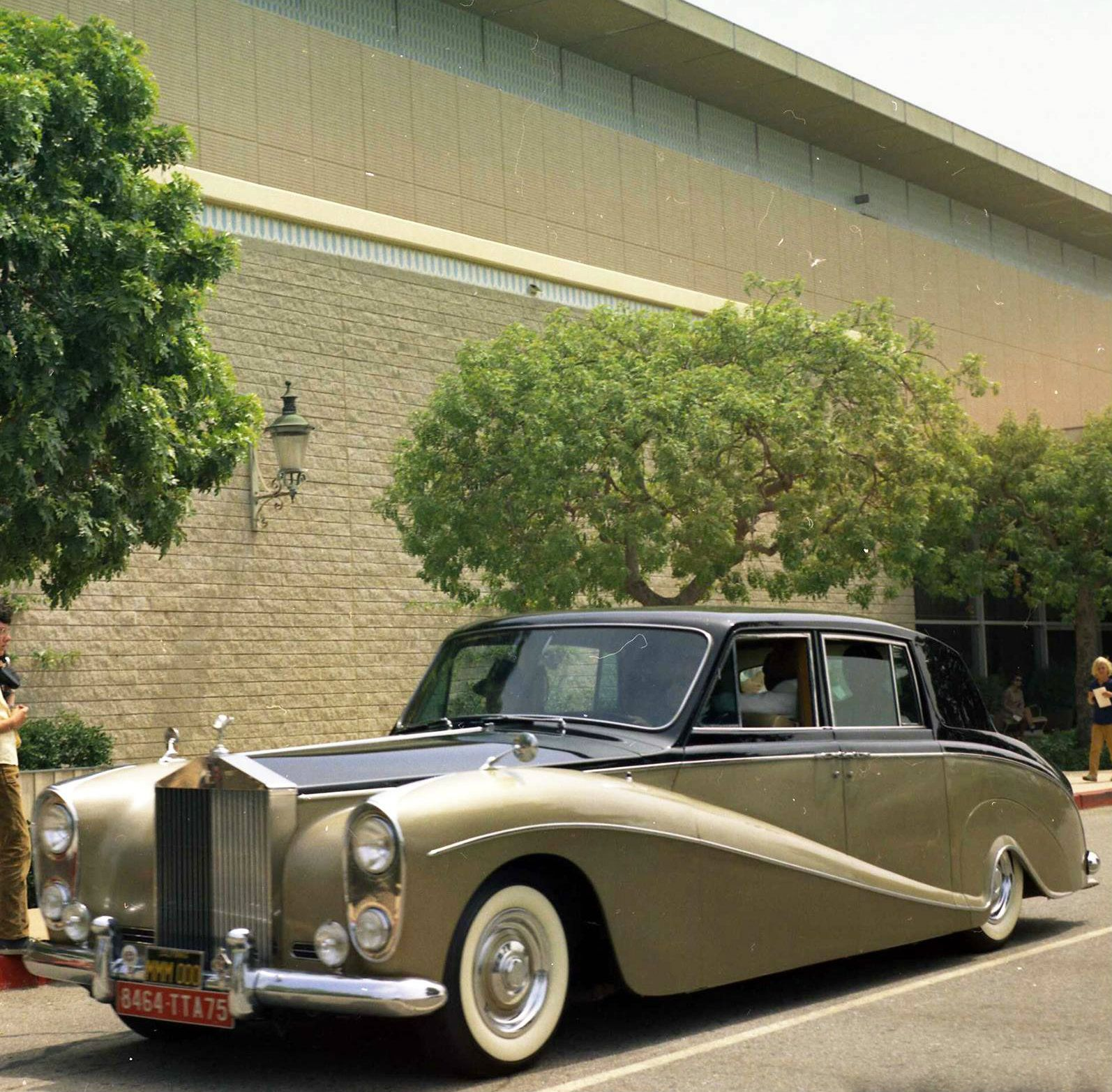 1961 Silver Bentley S2 Classic Limo Gallery Vintage