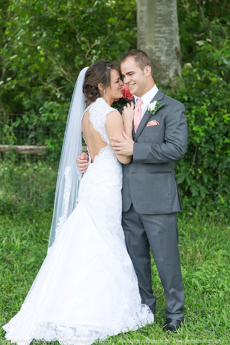Jennifer colby married alvin tx backyard wedding