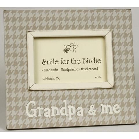 Grandpa & Me Picture Frame | Products