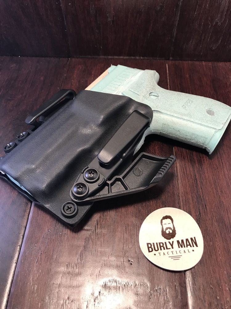 Fits Sig Sauer P229 W/ Rails Tactical Black And Black ...