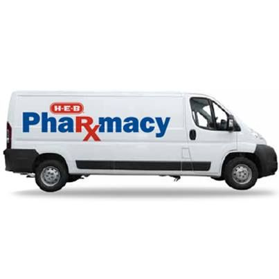 Count on us to make prescriptions easier. Your H-E-B Pharmacy now offers prescription delivery right to your door! For more details: http://bit.ly/1b69XVF