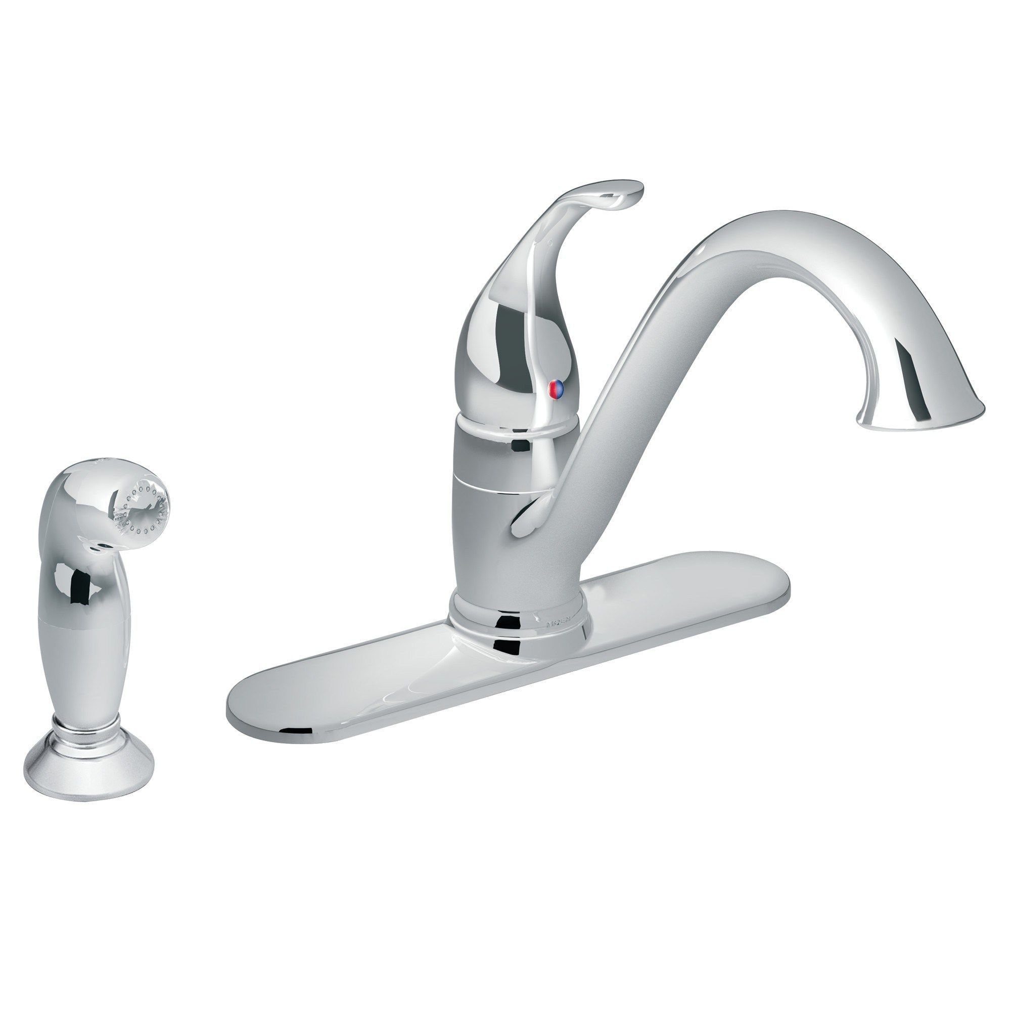 Unique Moen Chateau Kitchen Faucet with Spray Check more at https ...