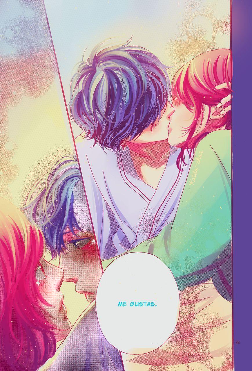 Ao Haru Ride manga capitulos 46 en Español Página 39 アオ