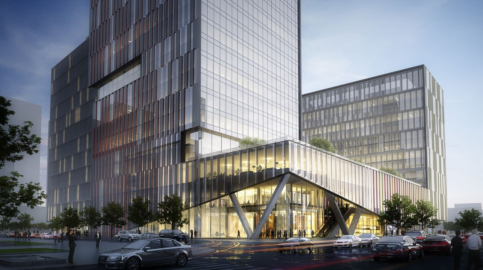 Gallery of Ennead Architects Announces Plans for New Tech