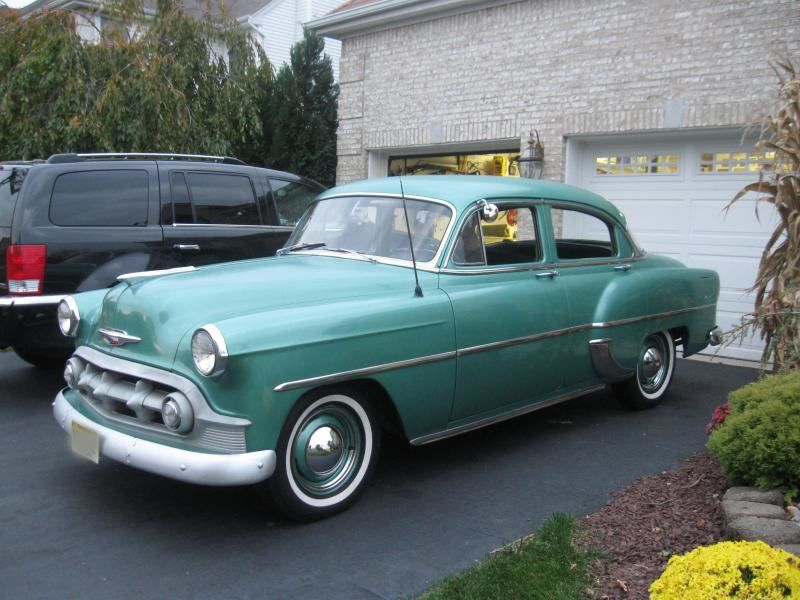 1953 chevrolet 210 4 door sedan 53 for 1953 chevrolet belair 4 door