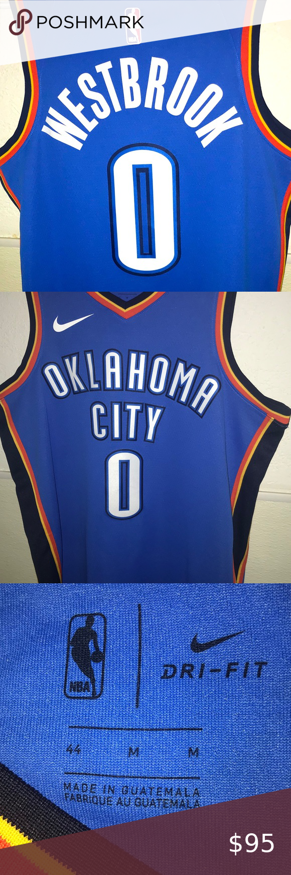 russell westbrook home jersey