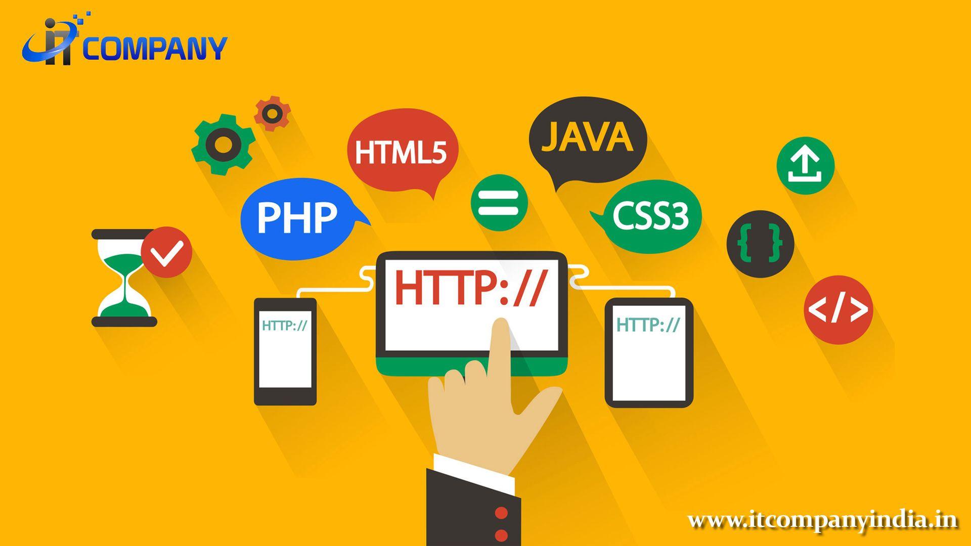 It company india is a professional web development