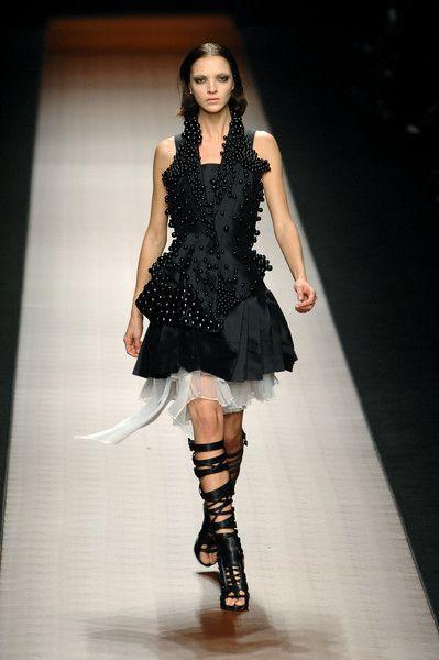 Givenchy at Paris Spring 2008
