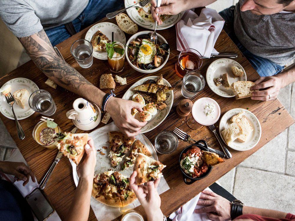 where to eat in naples florida, bar tulia Crab dip