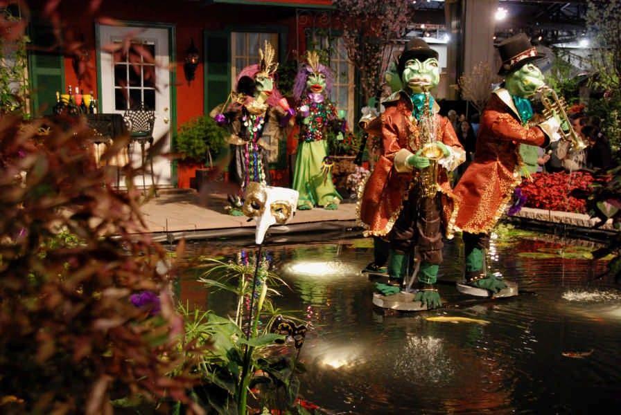 Philadelphia Flower Show 2008 | PHILADELPHIA FLOWER SHOW 2008