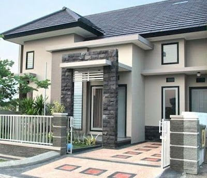 Minimalist Exterior Home Design Ideas: 44 DIY Minimalist Home Exterior Design Ideas