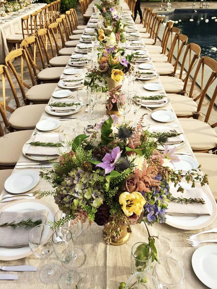 2014 Summer wedding design at Locust on the Hudson #matthewrobbinsdesign #designdaily #dailyinspiration #summer #wedding #outdoor #natural