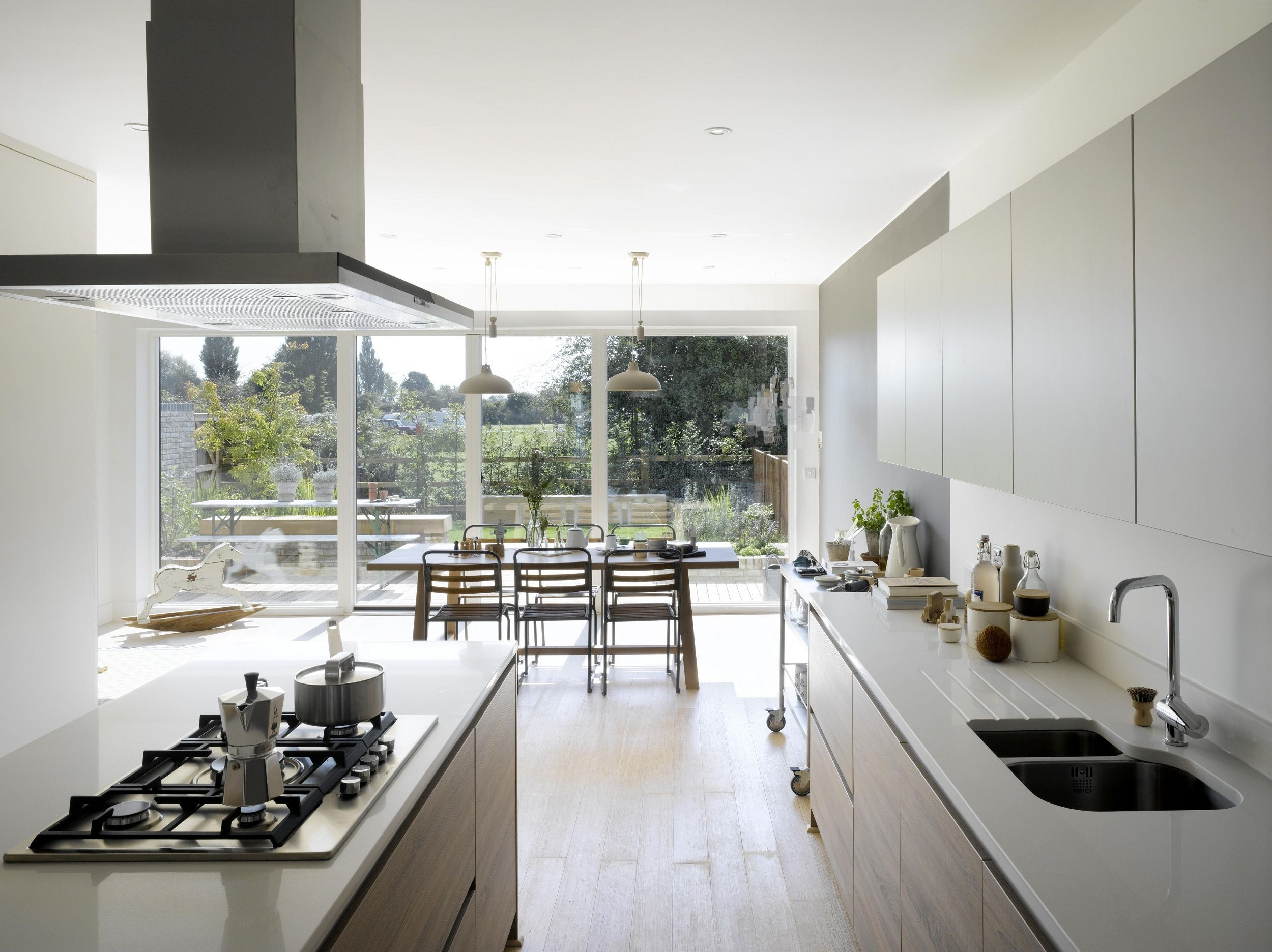 Architecture Homes By Skanska Seven Acres Show Home Kitchen View 1 ...