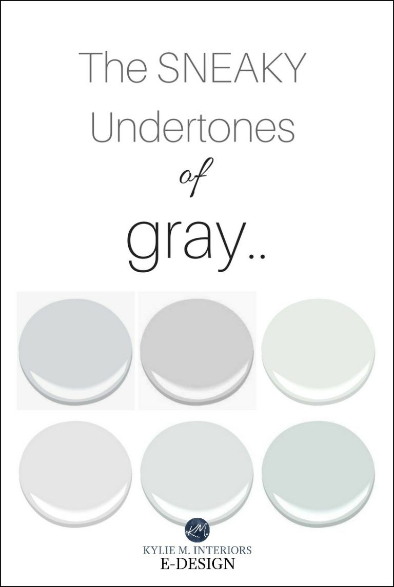 Cool Gray Paint Colours The 3 Undertones You Have To Consider