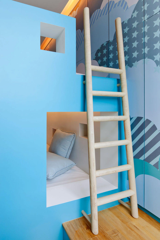 Sleek double storey bed ♥ !!! Kinderschlafzimmer, Betten