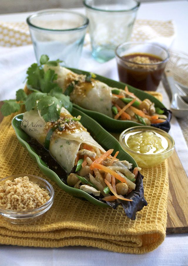 Of all the Filipino vegetable dishes, lumpia is probably