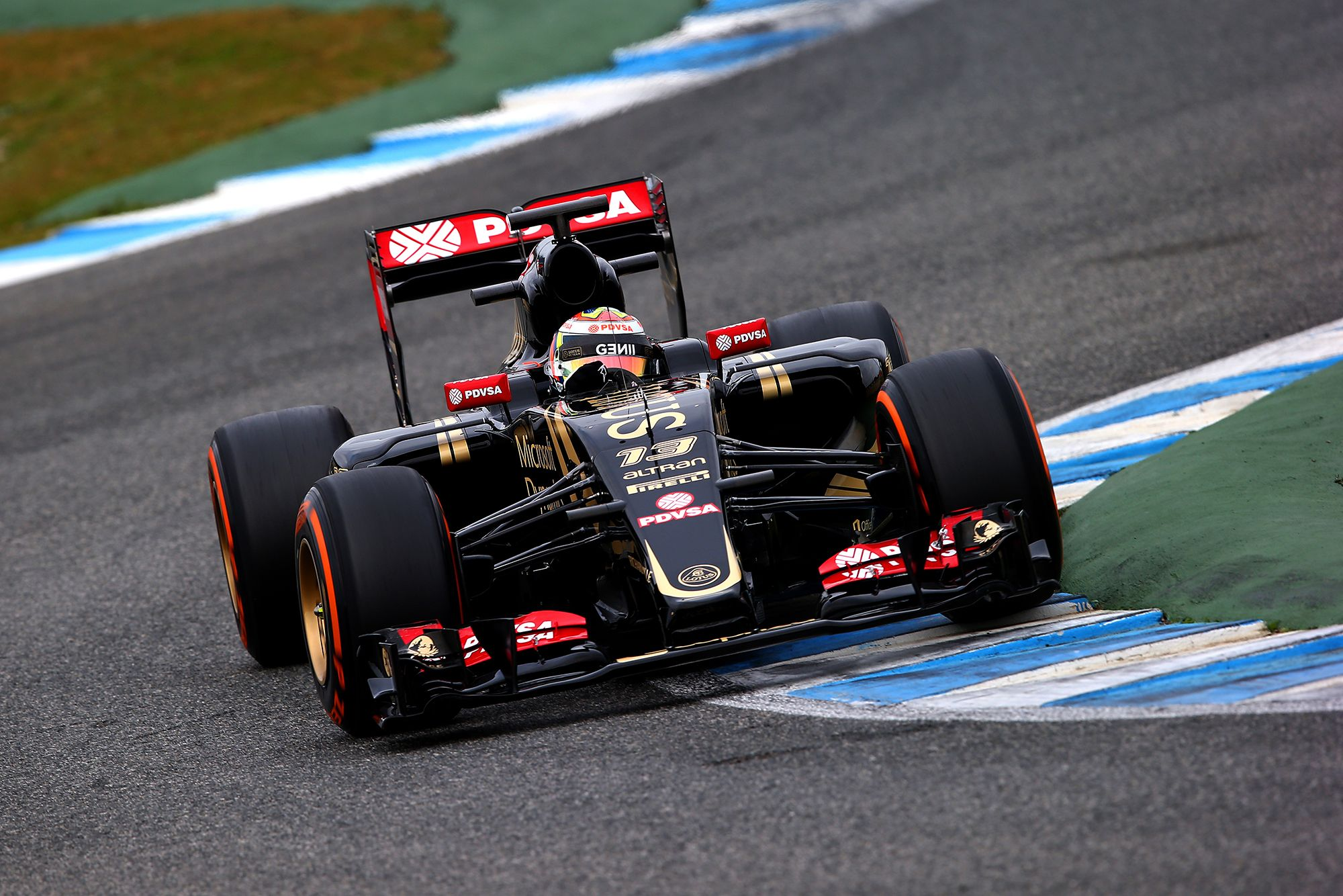 Check Out F1's New Rides as the 2015 Season Nears