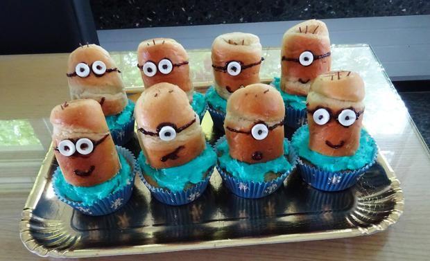 Rezept: Minions Cupcakes Bild Nr. 91