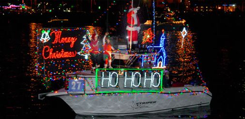 San Diego Bay Parade Of Lights Entrancing The San Diego Bay Parade Of Lights Is An Annual Timehonored Holiday Design Decoration