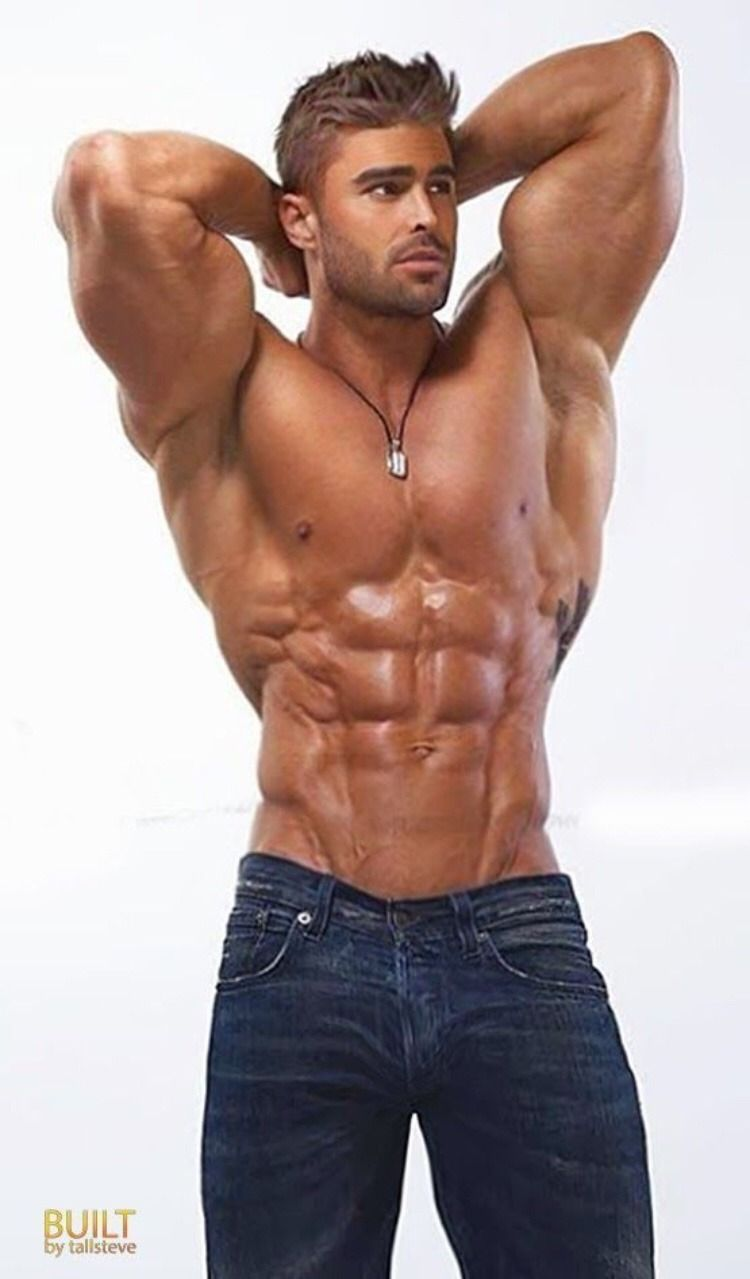 Hot & Handsome Muscle Men - Perfect Muscle System — Ryan Steel