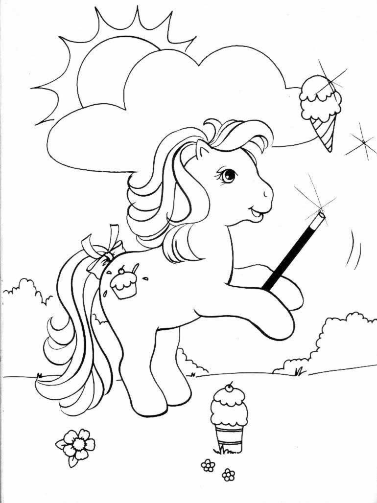 My little poney 999 coloring pages dibujos para for 999 coloring pages