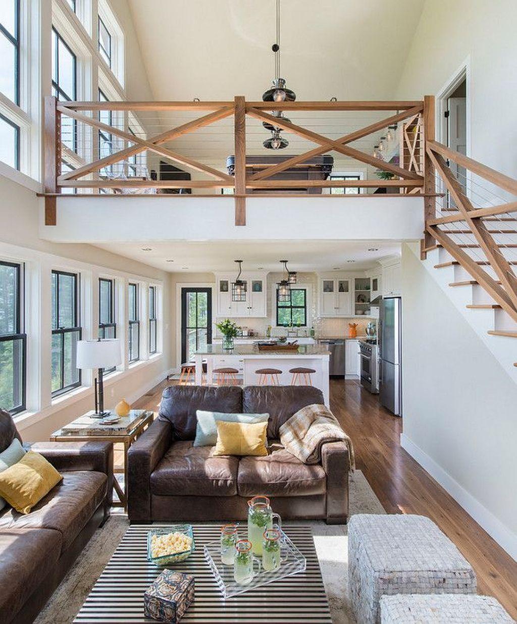50 stunning interior design ideas with farmhouse style