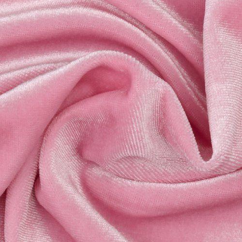 Stretch Velvet Knit Pink Fabric Richland Textiles http://www.amazon.com/dp/B005PNZCLE/ref=cm_sw_r_pi_dp_0VXovb0SFHS0A