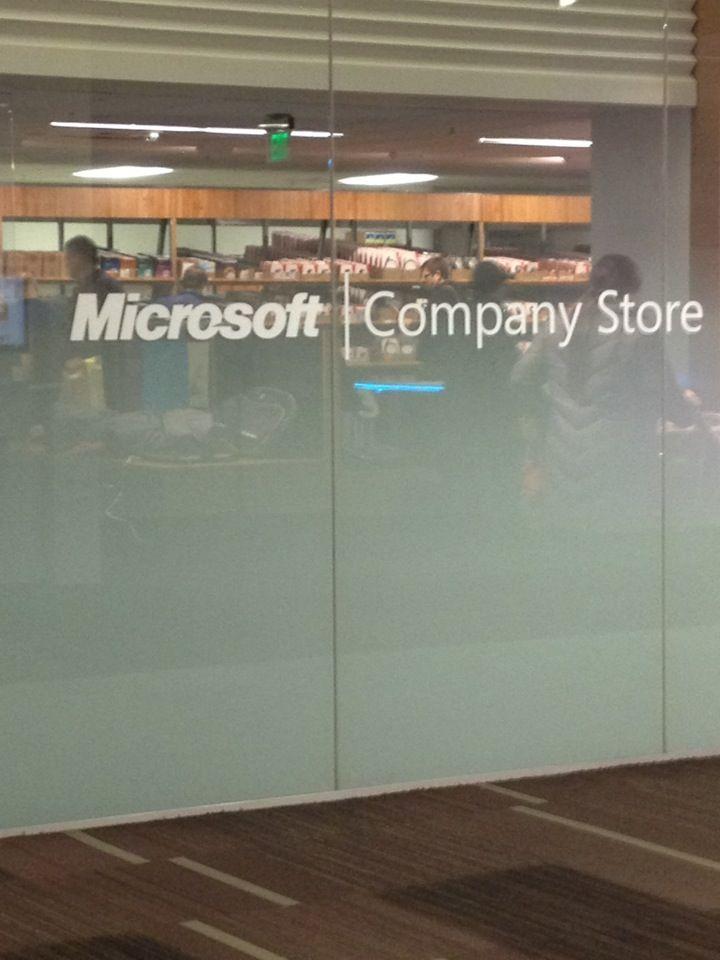 Seattle Map Redmond%0A Microsoft Company Store in Redmond  WA