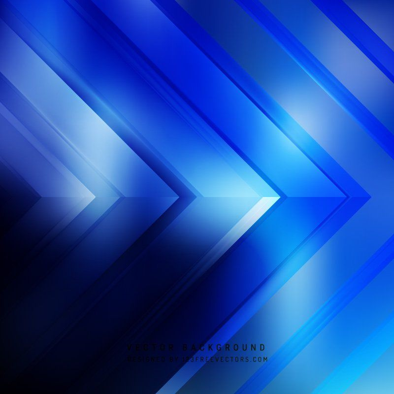 Abstract Navy Blue Arrow Background In 2020