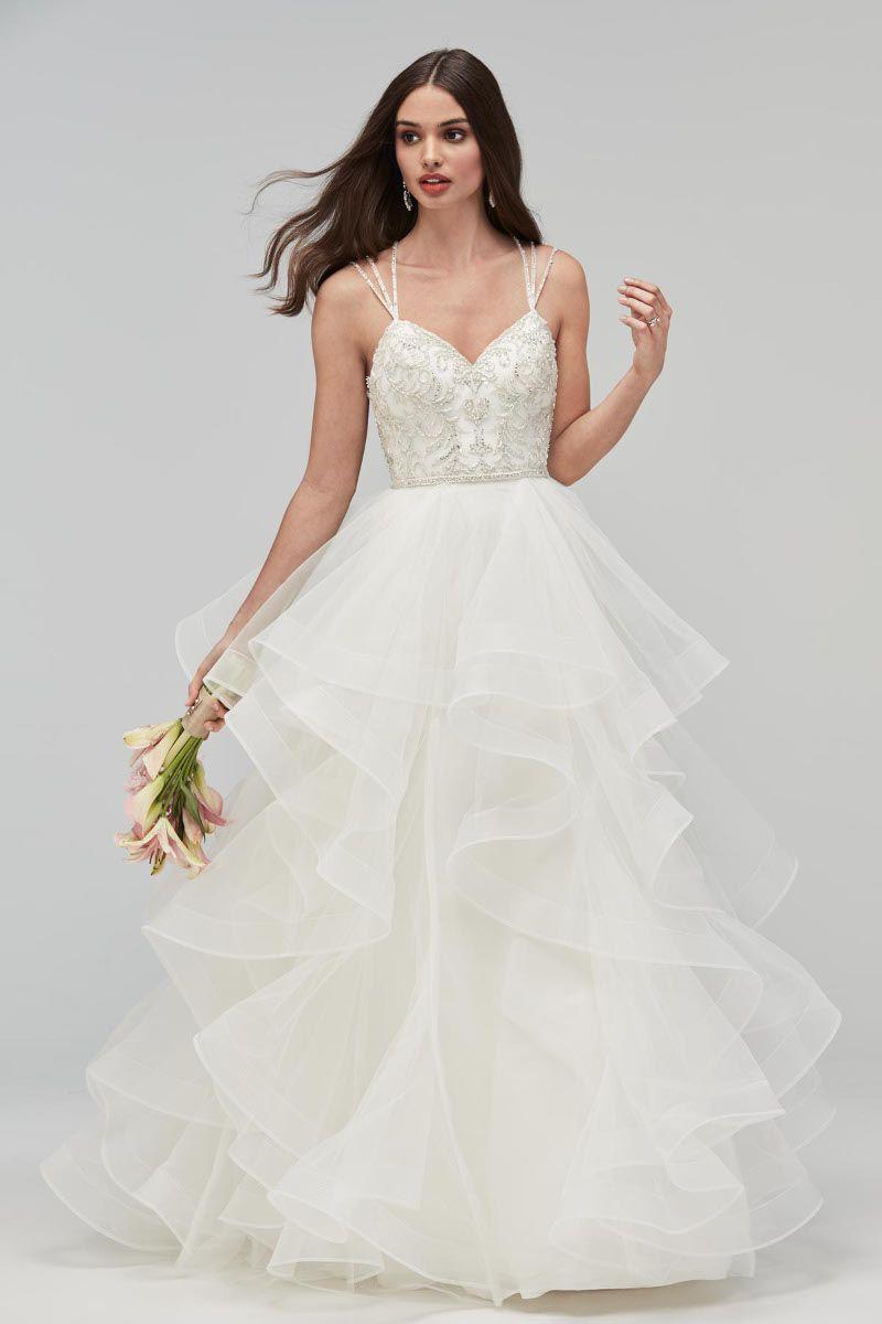 Wir lieben Watters Brautkleider! Warum?! Die Kleider aus den USA ...