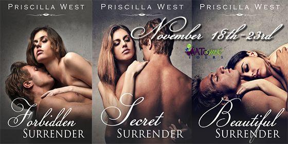 Românticos e Eróticos  Book: Priscilla West - Forever (Surrender) #1