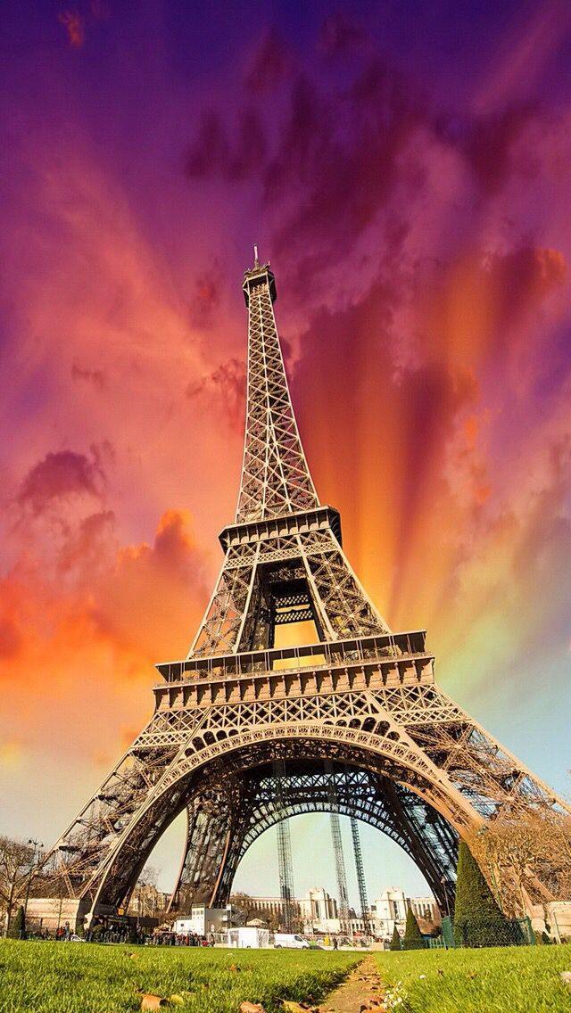 Pin by Kaelyn Bauer on Paris Eiffel tower, France tower