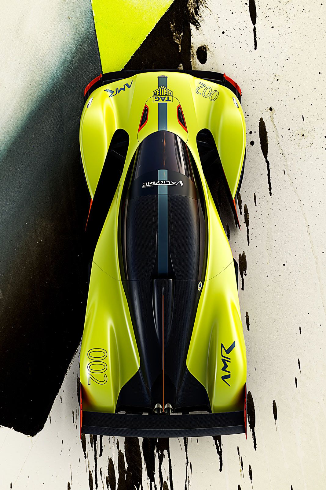 Aston Martin Valkyrie Amr Pro Is An Extreme Track Only Hypercar Mi