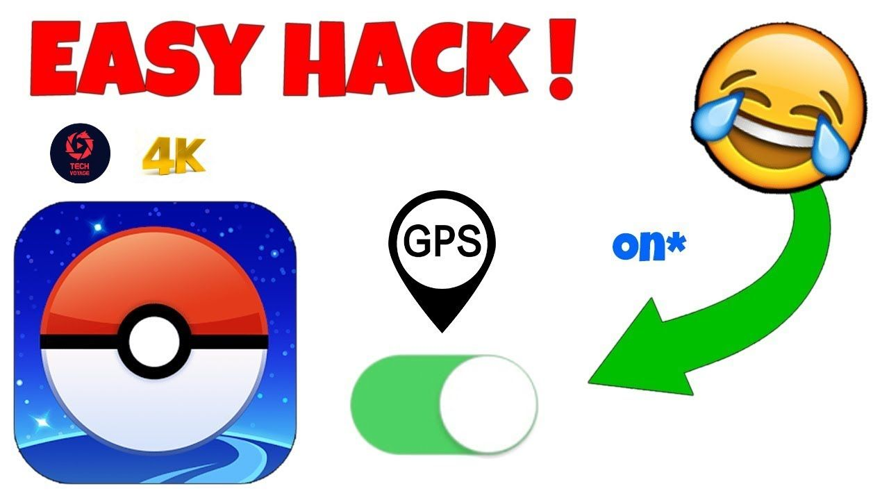 Crazy pokemon go joystick spoofer pokemon go gps