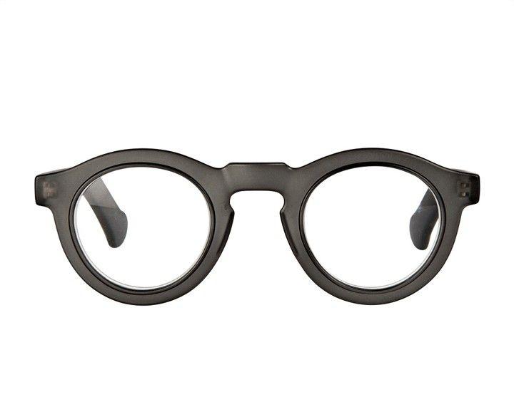thorbergs reading glasses round frame gordon grey, funkis, thorberg ...