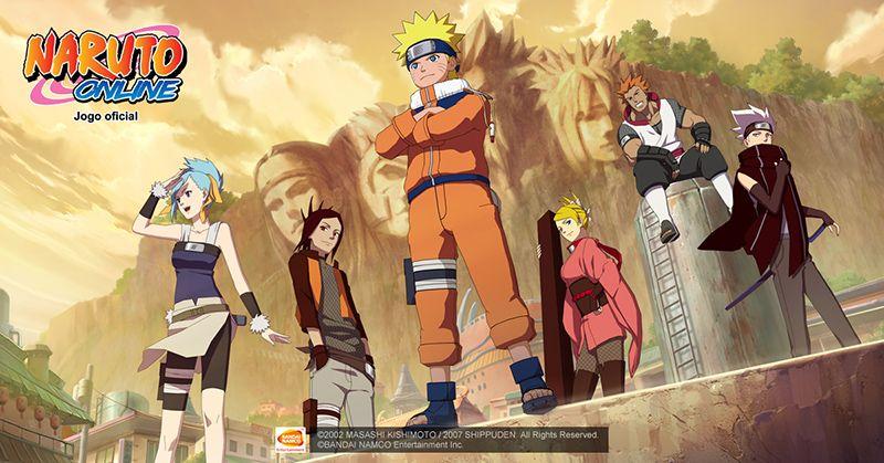 Jogos Online De Naruto Http Naruto Oasgames Com Pt Personagens De Anime Naruto Naruto Personagens